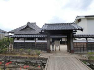 旧東方村 中村家住宅