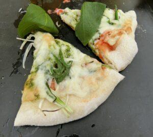 深谷ねぎピザ